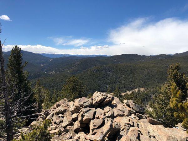 Dirty 30 - Windy Peak - Bill Lee
