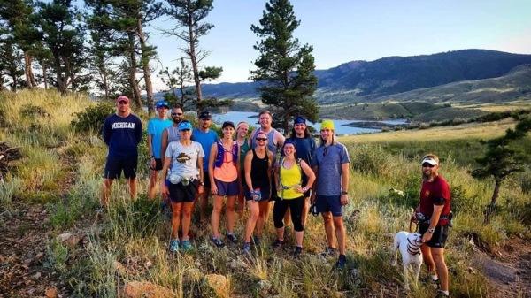 Reservoir Ridge Run 7.10.2018