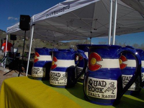 QR award mugs