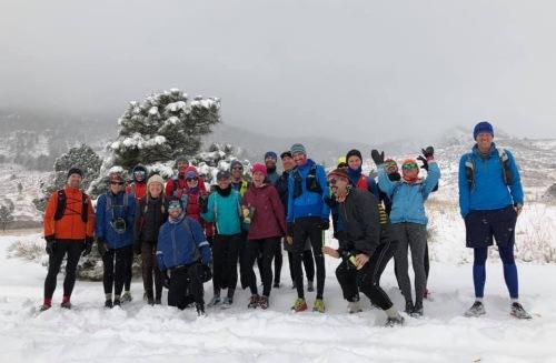 QR Training Run - 3.2.2019